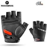 Sarung Tangan Sepeda ROCKBROS S143 Glove Bike Half Finger MTB Roadbike