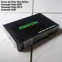 TERBARU Ferrox Filter Udara Kawasaki Ninja 250 Fi Ninja Limited