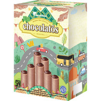 CHOCOLATOS Festive Wafer Roll – 10gr (WCG4F) / 3 Box