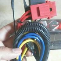 STOK TERAKHIR Kabel Relay Klakson MX11 Universal Komplit Set Limited