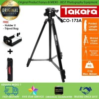 Tripod TAKARA ECO 173a Plus Holder U