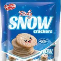LIMITED NARAYA RICHY SNOW CRACKERS