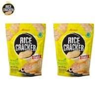 SPECIAL EDITION Rice Crackers Keju Buy 2 Get 1