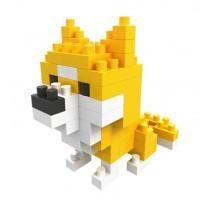 Lego Nano Block Boyu Shiba