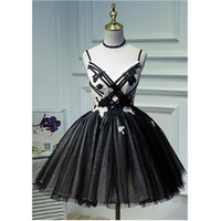 gaun malam import hitam