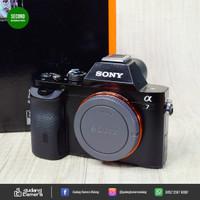 Secondhand - SONY A7 Mark I - BO 6043 - Gudang Kamera Malang