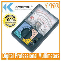 Kyoritsu 1110 Analog Multimeter