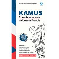 Kamus Kamus Prancis Indonesia – Indonesia Prancis