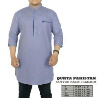 Kurta pria / baju koko pakistan (ready big size) QP 01