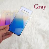 Samsung S10 PLUS AURORA GRADIENT TRANSPARAN CASE