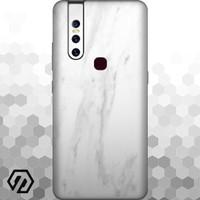 [EXACOAT] Vivo V15 3M Skin / Garskin - Marble White