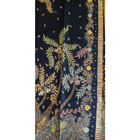 Kain Batik Tulis Klopo Tumpal Premium Halus Ukuran 2,4meter