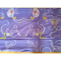 Kain Batik Tulis Bunga Rantai Premium Halus Ukuran 2 meter