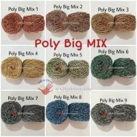 Poly Big MIX (Benang Rajut Polyester)