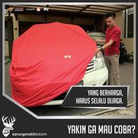 Sarung - Cover Mobil Waterproof 70% Indoor (Tipe Supreme)