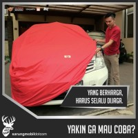 Sarung Mobil Extra Large SUV - Waterproof 85% (semi outdoor)