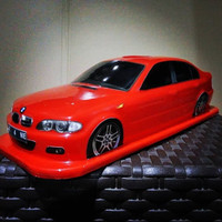 Tempat Tisu Mobil BMW E46