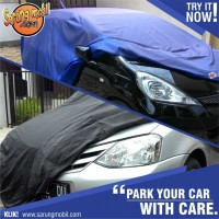 Sarung Mobil Large MPV - Waterproof 85% (semi outdoor)