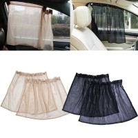 Tirai Tabir Surya untuk kaca jendela mobil korden gorden pelindung UV