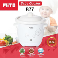 Mito R77 Slow Cooker 0.7 Liter