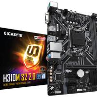 Gigabyte H310M-S2 2.0 LGA1151 Motherboard