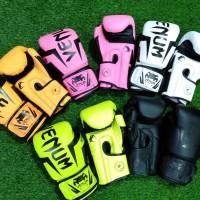 VENUM ELITE Boxing Gloves SARUNG TINJU MUAY THAI GLOVE MMA VENUM