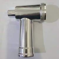 Spare Part: Corong Aluminium Head Meat Grinder Giling Daging MG 301