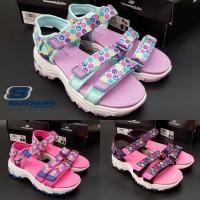 Sandal Anak Wanita Skechers / Skecher / Sketchers DLites Kid