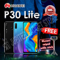 Huawei P30 Lite 6/128 GB Triple Rear Camera - ORIGINAL Garansi Resmi