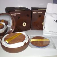 MISSHA Magic Cushion LINE FRIENDS Package Refill + Puff SPF50+ PA +++