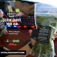 Tembakau Hijau Gayo Gred Super 100gr Bonus Pahpir