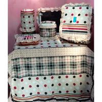 Kitchen Set Taplak Meja dan Set Tudung Dapur Lengkap