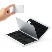 Kotak Storage 18 in 1 untuk Micro SD dan SD Card