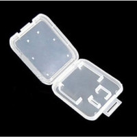 Kotak Plastik Penyimpan Micro SD / SDHC