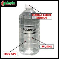 Paket Silikon Oil 1kg dan Emulsifier 1kg