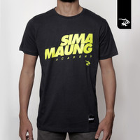 Simamaung Store Ready Stock Tshirt SMNG ACADEMY