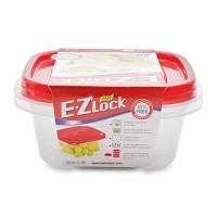 Lock&Lock Food Container EZ Lock - 610ml x 2Pcs (HLE8204S)
