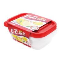 Lock&Lock Food Container EZ Lock 520mlx2P (HLE6304S)