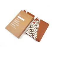 Buku AGENDA Batik Exclusive Tutup Kulit