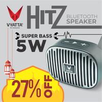 Harga vyatta bluetooth speaker hitz usb fm radio aux 5w super | antitipu.com