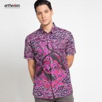 [Arthesian] Kemeja Batik Pria - Raka Batik Printing