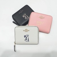 CO*CH Selena Small Zip Around Wallet