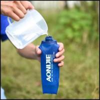 Terbaik Botol Minum Lipat Camping Mountaineering Drinking Water Bag