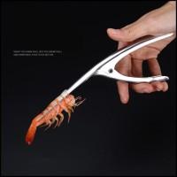 Hot Promo Gunting Pengupas Kulit Undang Shrimp Prawn Peeler - Sus 304