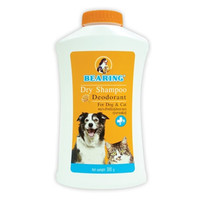 Bearing Dry Shampoo for Dog and Cat 300ml
