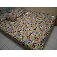 Sprei Homemade Cantik SIZE 200 X 200 Motif Baby Tsum Tsum