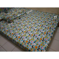 Sprei Homemade Cantik SIZE 180 X 200 Motif Blue Baby Tsum Tsum