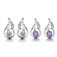( New Trend ) Jewelry Earrings Ear Stud Angel Wings