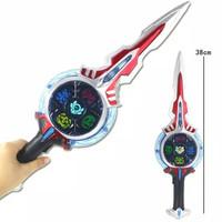 mainan pedang ultramen