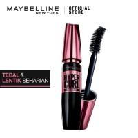 Maybelline Volum Express Hyper Curl Mascara Waterproof - Black